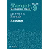Target Grade 9 Reading AQA GCSE (9-1) French Workbook (Modern Foreign Language Intervention)