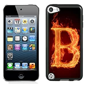 Designed For HTC One M9 Case Cover Burning Letter B Phone