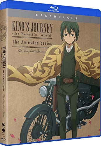 Kino's Journey: The Beautiful World – The Complete Series