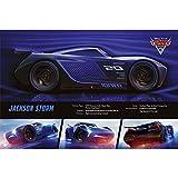 Grupo Erik editores Poster Cars 3Jackson Storm
