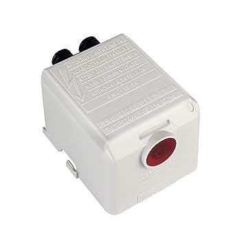 Caja de control primario 530SE caja de control de control con detector de llama, ...