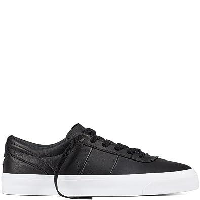 Converse Unisex One Star CC Pro Ox Black Black White Skate Shoe 8.5 Men 7ad0298f2