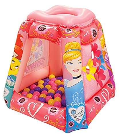 Disney Princess Fearless Dreamer Playland Set with 20 Balls - Disney Ball