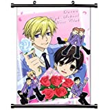 "Ouran High School Host Club Anime Fabric Wall Scroll Poster (16"" x 23"") Inches. [WP]-Ouran-90"