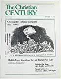 img - for The Christian Century, Volume 103 Number 32, October 29, 1986 book / textbook / text book