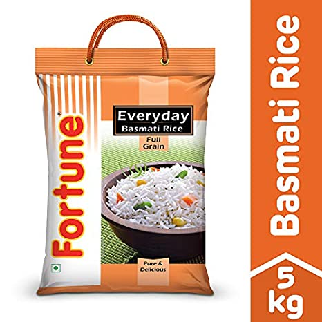 Fortune Everyday Basmati Rice, 5kg
