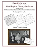 Family Maps of Washington County, Indiana