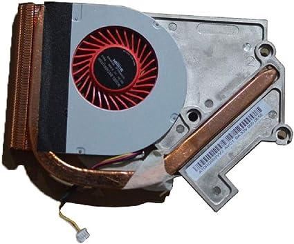 RTDpart - Ventilador y disipador de Calor para Ordenador portátil ...