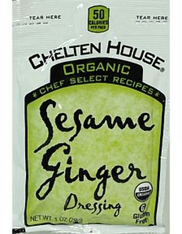 ingredients ginger dressing - 7
