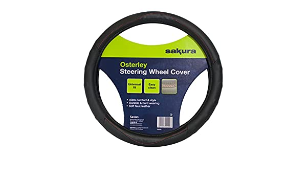 Pilot SW-223E Synthetic Leather Steering Wheel Cover