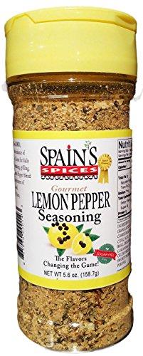 Spains Gourmet Lemon Pepper Seasoning product image
