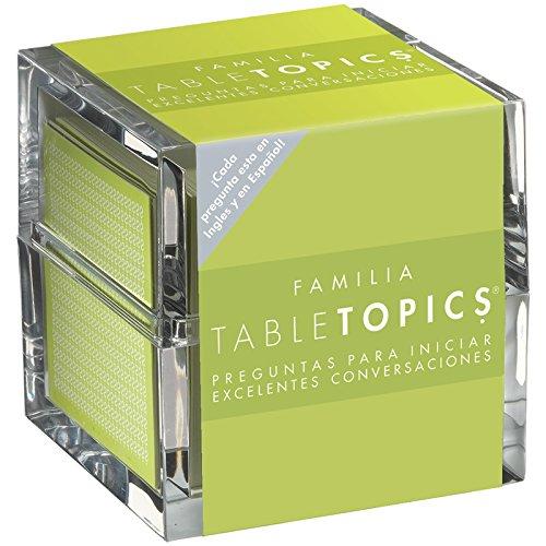 TableTopics Espanol: Family (Board Games Spanish)