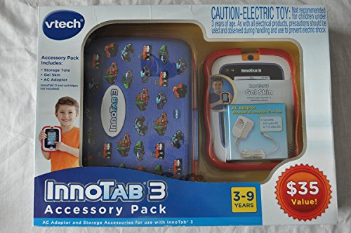 VTech Innotab 3 Learning System Accessory Bundle - Accessories 3 Innotab