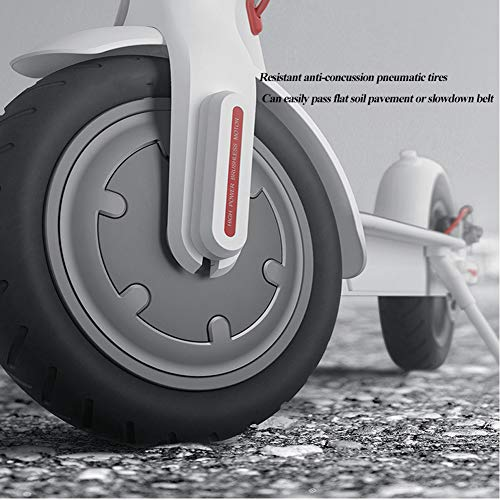 M&Z M365 APP Self Balance Electric Hoverboard Mini Skateboard Long Board  Foldable Lightweight Electric Scooter,White