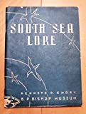 img - for South sea lore, book / textbook / text book