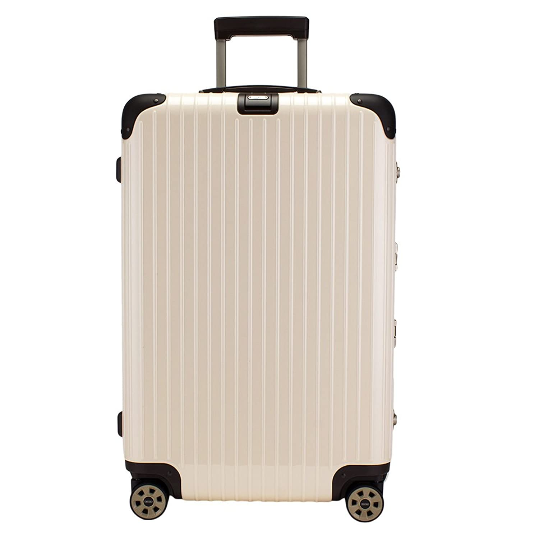【E-Tag】 電子タグ [ リモワ ] Rimowa スーツケース 73L リンボ 4輪 882.70.13.5 マルチホイール クリームホワイト Limbo Multiwheel Creme White キャリーケース [並行輸入品] B075R7V8V9