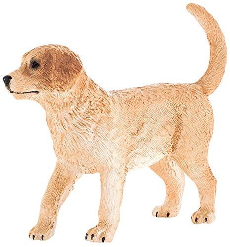 MOJO Fun 387205 Golden Retriever Puppy - Realistic Family Dog Breed Toy Replica