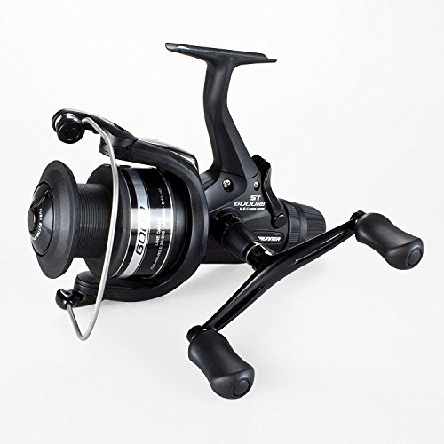Shimano Baitrunner ST 6000 RB Standard Baitrunner Spinning Fishing Reel With Rear Drag, BTRST6000RB