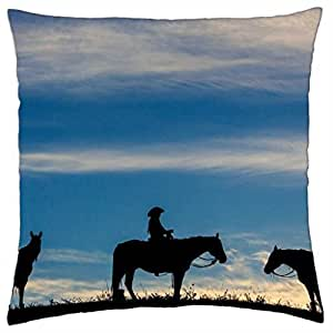 Three - Throw Pillow Cover Case (18