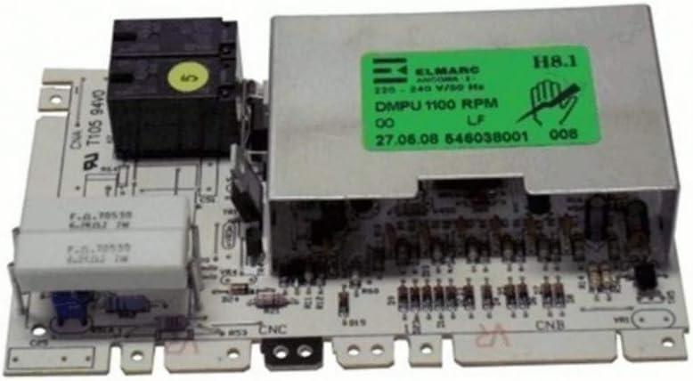 Modulo electronico Lavadora New Pol Status SL350 546038001: Amazon.es