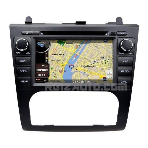 2007-2012 Nissan Altima In-Dash GPS Navigation Radio DVD ...