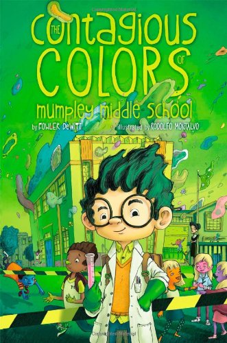 The Contagious Colors of Mumpley Middle School pdf epub