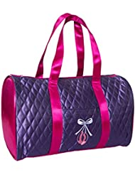 Horizon Dance Pretty Quilted Ballet Bag for Girls