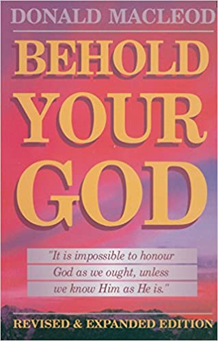 Book Behold Your God