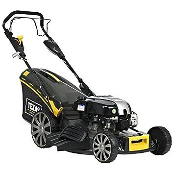 Selbstfahrender Rasenmäher Motormäher Benzinrasenmäher Motorsense Benzin