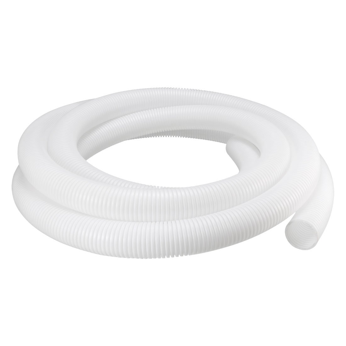 uxcell® 5M Length 42.5mm Outside Dia Corrugated Bellow Conduit Tube for Electric Wiring