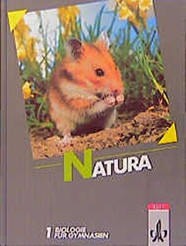 Natura, Biologie für Gymnasien, Gesamtausgabe, Bd.1, 5. und 6. Schuljahr