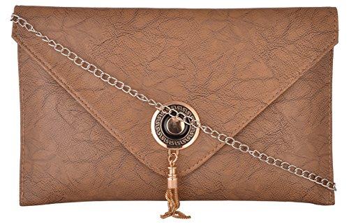 Cuddle Women's Sling Bag (Bronze)