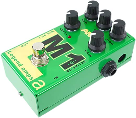 AMT M1 - Preamplificador de guitarra JFET (1 canal, con cab ...