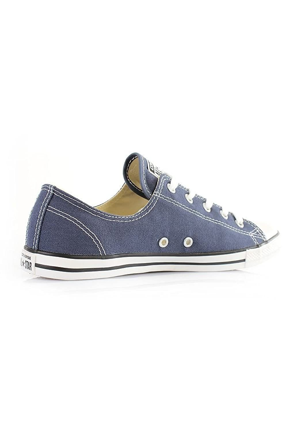 Damen Sneaker, blau, Blau - Blau - Dress Blues - Größe: 37.5 EU/6.5 US W Converse