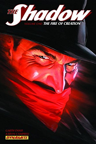 The Shadow, Vol. 1: The Fires Of Creation