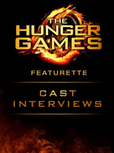 The Hunger Games Cast Interviews