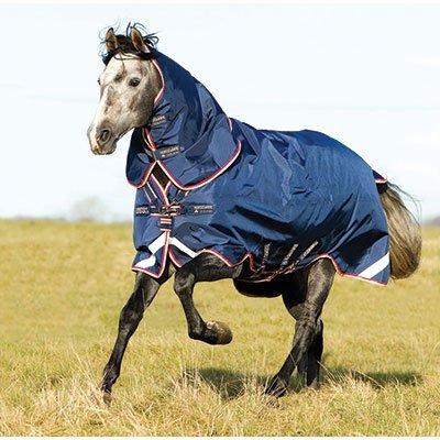 Horseware Rambo Orig Leg Arch Blanket 78 Navy by Horseware Ireland