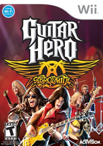 Best Rogue Guitars - Guitar Hero Aerosmith - Nintendo Wii
