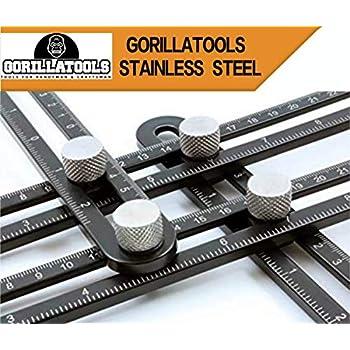 Amenitee Angle Measuring Tool Ultimate Irregular Shape