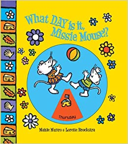 What Day Is It, Missie Mouse? por Maisie Munro epub
