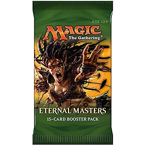 Eternal Masters Booster Pack - Magic: The Gathering - English