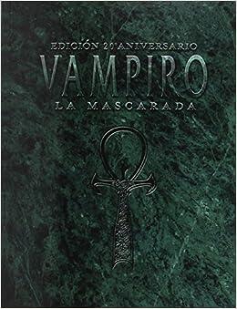 Vampiro la Mascarada: Edición 20º Aniversario: Bolsillo