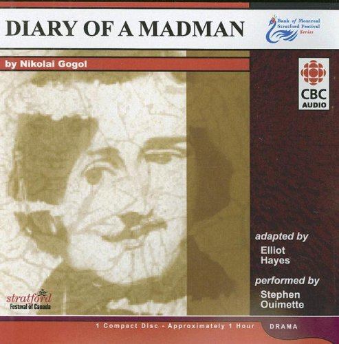 Diary Of A Madman  Bank Of Montreal Stratford Festival Series