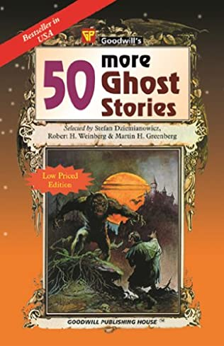 book cover of 50 More Ghost Stories