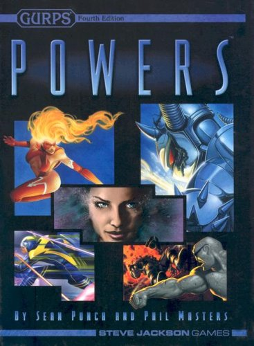 Powers (GURPS, 4th Edition)