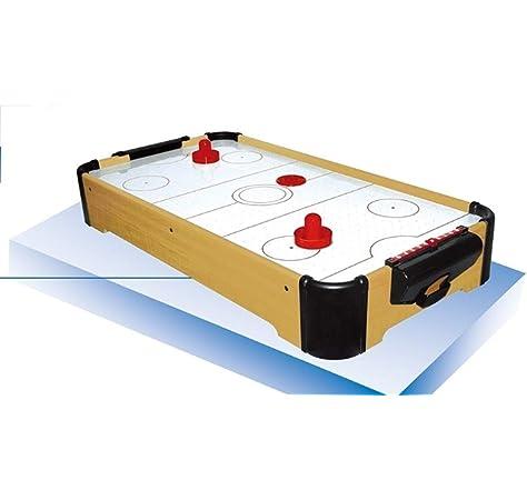 NEO+- Juego de Mesa 2 en 1 Air Hockey y Pinball (45788): Amazon.es ...
