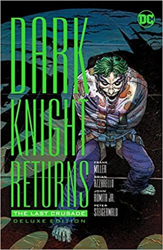 Batman Dark Knight Returns The Last Crusade: Amazon.es ...