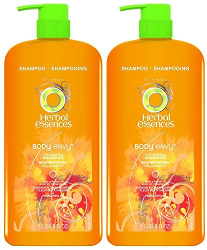 Herbal Essences Body Envy Volumizing Hair Shampoo with Pump - 33.8 oz - 2 - Herbal Body Envy Essences