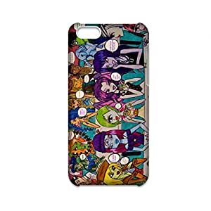 linJUN FENGGeneric Creative Phone Case For Kids Design With Monster High For iphone 6 plus 5.5 inch Full Body Choose Design 1-4
