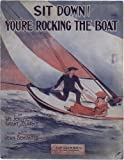 img - for Sit Down! You're Rocking The Boat book / textbook / text book
